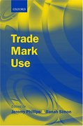 Cover of Trade Mark Use