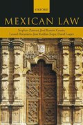 Cover of Mexican Law