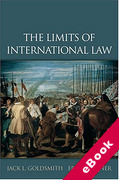Cover of The Limits of International Law (eBook)