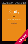 Cover of Equity (eBook)