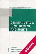 Cover of Gender Justice, Development and Rights (eBook)