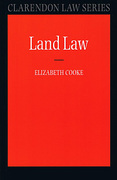 Cover of Land Law