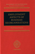 Cover of Employment Aspects of Business Reorganisations