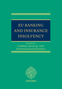 Cover of EU Banking and Insurance Insolvency