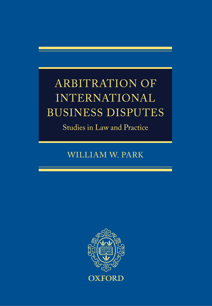 three essays on international commercial arbitration Emerging area of international commercial arbitration specially the change in perspectives, observed in last decade in relation to explaining the comparative strengths and weaknesses of.