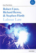 Cover of Core Text Series: Labour Law