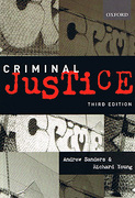 Cover of Criminal Justice