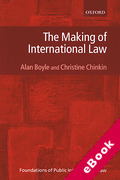 Cover of Making of International Law (eBook)