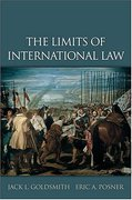 Cover of The Limits of International Law