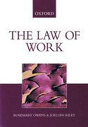 Cover of The Law of Work