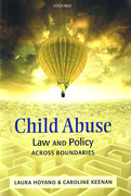 Cover of Child Abuse: Law and Policy Across Boundaries