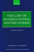 Cover of The Law of International Watercourses