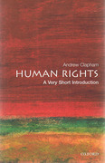 Cover of Human Rights: A Very Short Introduction