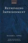 Cover of Rethinking Imprisonment