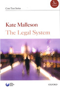 Cover of Core Text: The Legal System