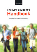 Cover of The Law Student's Handbook
