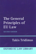 Cover of The General Principles of EU Law