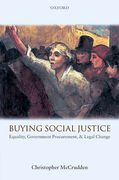 Cover of Buying Social Justice