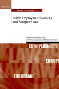 Cover of Public Employment Services and European Law