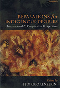Cover of Reparations for Indigenous Peoples: International and Comparative Perspectives