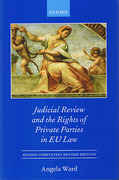 Cover of Judicial Review and the Rights of Private Parties in EU Law