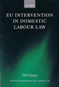 Cover of EU Intervention in Domestic Labour Law