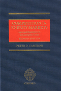 Cover of Competition in Energy Markets: Law and Regulation in the European Union