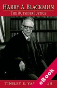 Cover of Harry A. Blackmun: The Outsider Justice (eBook)