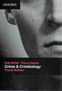 Cover of Crime and Criminology: An Introduction