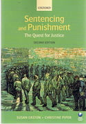 Cover of Sentencing and Punishment: The Quest for Punishment