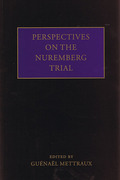 Cover of Perspectives on the Nuremberg Trial