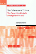 Cover of The Coherence of EU Law: The Search for Unity in Divergent Concepts