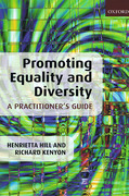Cover of Promoting Equality and Diversity: A Practitioner's Guide