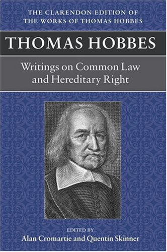 "essays on thomas hobbes The philosophy of thomas hobbes, especially that of his major work, leviathan, is designed to understand the motives of human nature and, from these, seek the surest way to civil peace this is one of the earliest examples of a ""scientific"" method of understanding political science in that the."