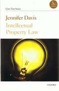 Cover of Core Text Series: Intellectual Property Law
