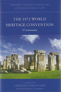 Cover of The 1972 World Heritage Convention: A Commentary