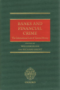 Cover of Banks and Financial Crime: The Law of Tainted Money