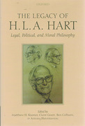 Cover of The Legacy of H.L.A. Hart: Legal, Political and Moral Philosophy