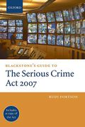 Cover of Blackstone's Guide to the Serious Crime Act 2007