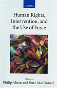 Cover of Human Rights, Intervention, and the Use of Force