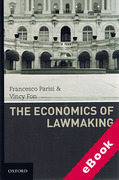 Cover of Economics of Lawmaking (eBook)