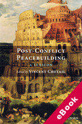 Cover of Post-Conflict Peacebuilding: A Lexicon (eBook)