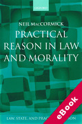 Cover of Practical Reason in Law and Morality (eBook)