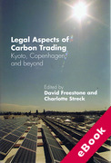 Cover of Legal Aspects of Carbon Trading: Kyoto, Copenhagen and Beyond (eBook)