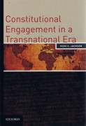 Cover of Constitutional Engagement in a Transnational Era