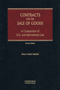 Cover of Contracts for the Sale of Goods: A Comparison of the Domestic and International Law
