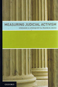 Cover of Measuring Judicial Activism