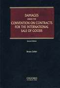 Cover of Damages Under the Convention of Contracts for the International Sale of Goods
