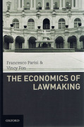 Cover of Economics of Lawmaking