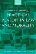 Cover of Practical Reason in Law and Morality